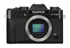 Fujifilm X-T20 black, New in Box