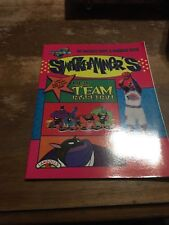 Space Jam ~ Swackhammers Mean Team Basketball Paint & Markers book
