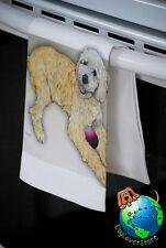 Labradoodle Kitchen Hand Towel