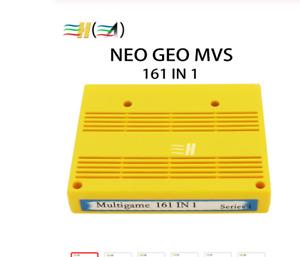 SNK 161 in 1 games SNK Cart MVS Cassette Neo Geo Jamma Multi Game Cartridge PCB