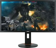 "Acer - XF270H 27"" LED FHD FreeSync n Monitor - Black"