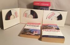 Living Language Portuguese  - Coursebook, Dictionary and CDs 1993