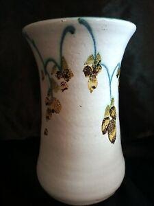 Vintage North Devon studio Pottery Vase nice design uk sell only