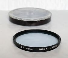 Nikon  62mm B2 Colour Conversion Filter