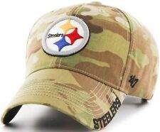 Pittsburgh Steelers 47 Brand Myers Cap Adjustable Hat Camoflage