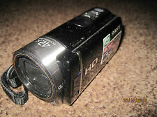 Cámara De Video Sony HDR-CX130E medios flash. defectuoso!!!