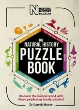 The Natural History Puzzle Book Discover the natural world with... 9781787393264