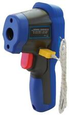 Infrared Thermometer with Dual Laser Pointers, -50 to +1050 Degrees C - 38/706/0