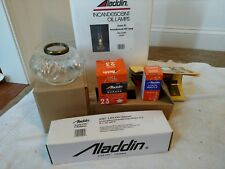 Aladdin Incandescent Oil Lamp Genie II C6106 FG#-61060 New In Box Vintage