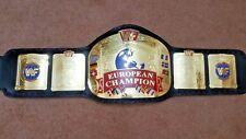 Wwf European Championship belt adult size