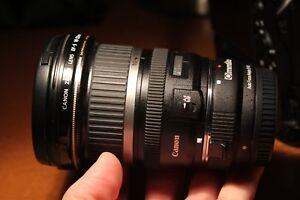 Canon 10-22mm ultra wide angle lens + Commlite E mount adaptor Sony A7iii EBS13