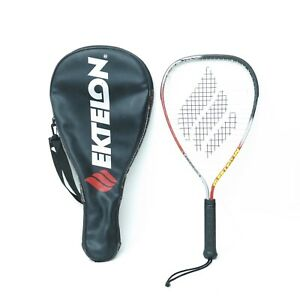 Ektelon Ascent Titanium Longbody Racquet Racquetball w/ bag