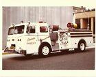 FireLiner Fire Truck 8x10 Color Photo Chehalis Engine No. 4