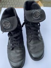 NIB PALLADIUM - Baggy Leather Military Style Boots