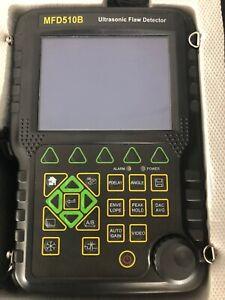 Mitech MFD510B Ultrasonic Flaw Detector