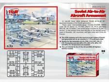 ICM 1/72 SOVIETICA Aria-Aria Aereo armamento # 72212