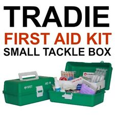FIRST AID KIT TRADIE Small Tackle NEW WORK CODE OF PRACTICE  TRUCK SITE