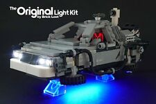 LED Lighting kit fits LEGO ® The DeLorean time machine 21103