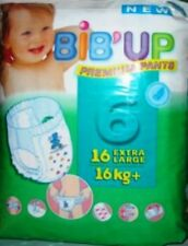 Couches Culottes Bib'Up Premium Pants Taille 6 XL 16kg+ Sachet de 16 BIB'UP