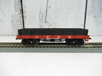 HO Scale CENTRAL PACIFIC Rail Road CPRR Vintage Flat Car