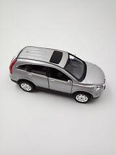 1/32 Diecast Car Alloy Toy Gray HONDA CRV Car Model W/light&sound Back Force