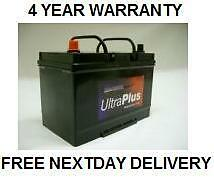 12V CAR BATTERY TYPE 335/249 HEAVY DUTY.4 YEAR WARRANTY