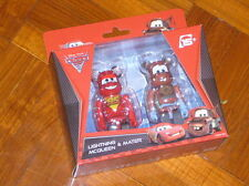 Medicom Disney Cars Bearbrick Boxset - Lightning McQueen and Mater