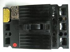 * General Electric 100 Amp 3 Pole Breaker Teb132150 Zaa-89