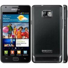 Samsung Galaxy S2 GT-I9100 16GB Tesco Black Cheap 3G Mobile Smart Phone