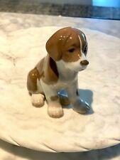 Royal Copenhagen #439 ~ St. Bernard Puppy Dog ~ Figurine ~ Denmark