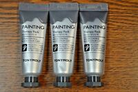 LOT OF 3 TONYMOLY Painting Therapy Pack NEW Ipsy May 2018