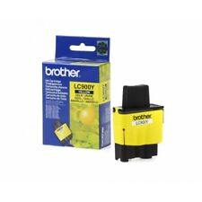 original Brother Tintenpatrone LC-900Y gelb  neu D