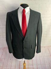 Kuppenheimer Gray Striped Suit 42R 35X31 $478