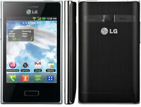 Original LG Optimus L3 E400 Android WI-FI 3.15MP Bluetooth MP3 Full Touch Screen