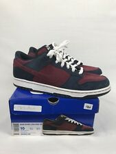2010 Nike Dunk Low Pro SB Size 10 With Box 304292-404