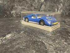 Melkus RS1000 Blau Prefo Autorennbahn DDR Rennwagen Auto Spielzeug  Rarität