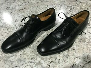 Magnanni Federico Black Lace Up size 10D US 12654