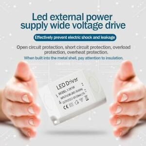 LED Driver Transformer 3W 7W 12W 18W 25W 36W LED controller power supply W0X3