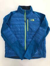 NWOT NORTH FACE Summit Series Mens Sea Blue Jackson Hybrid Recco Jacket Size M