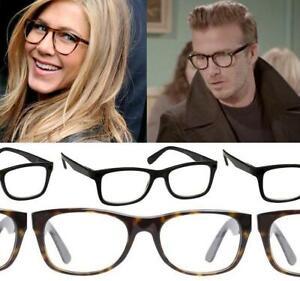 Mens Ladies Reading Glasses & Super Classic Fashion Style Large Frame Designed