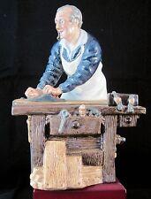 "Royal Doulton Figurine ""The Carpenter"" HN2678"