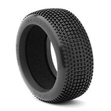 NEW AKA Racing 1/8 Buggy Enduro Medium Long Wear Tire Set (2) AKA14006ZR