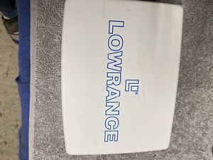 """LOWRANCE EAGLE LEI 5"""" FACEPLATE COVER FOR FISHFINDERS"""