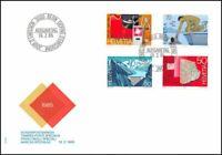 FDC Suisse - Timbres premier jour 19.2.1985