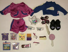 Playmates Amazing Ally Doll 5 Cartridges, Clothes, Accessories, 19 Pc Lot