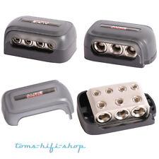 Audio System Z-DB8 50mm² 6-fach Strom-Verteiler 12V Kabelverteilerblock Auto