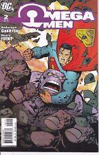 OMEGA MEN N° 2 Albo in Americano ed. Dc Comics