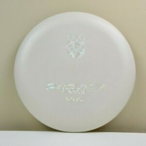 🔥 Discmania D-Line P2, Ghost Shatter Stamp, White, 170g
