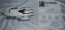 Batman The Animated Series Ice Hammer With Ice Blasting Drill Kenner 1994 RARE