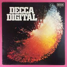 Decca Digital - Classical Sampler Compilation - 8 Pieces of Music - DIG-1 Ex+
